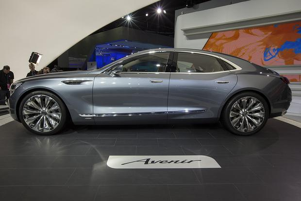 Buick Avenir Concept: Detroit Auto Show featured image large thumb0