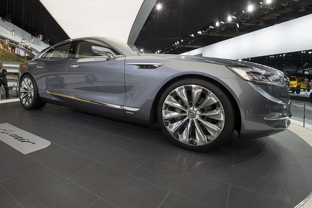 Buick Avenir Concept: Detroit Auto Show featured image large thumb1