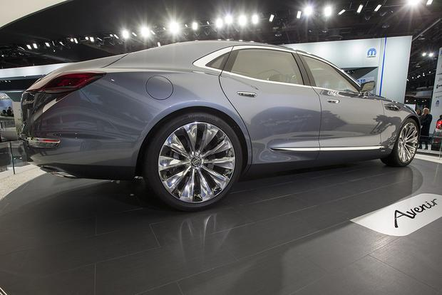 Buick Avenir Concept: Detroit Auto Show featured image large thumb2