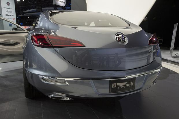 Buick Avenir Concept: Detroit Auto Show featured image large thumb3