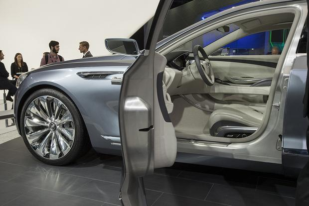 Buick Avenir Concept: Detroit Auto Show featured image large thumb6