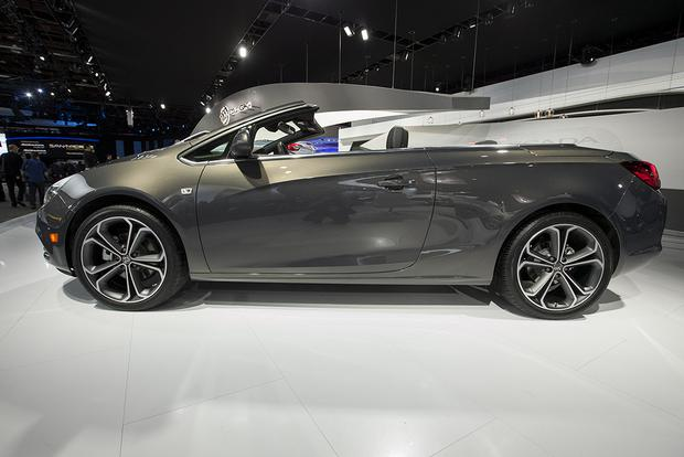 2016 Buick Cascada: Detroit Auto Show featured image large thumb0