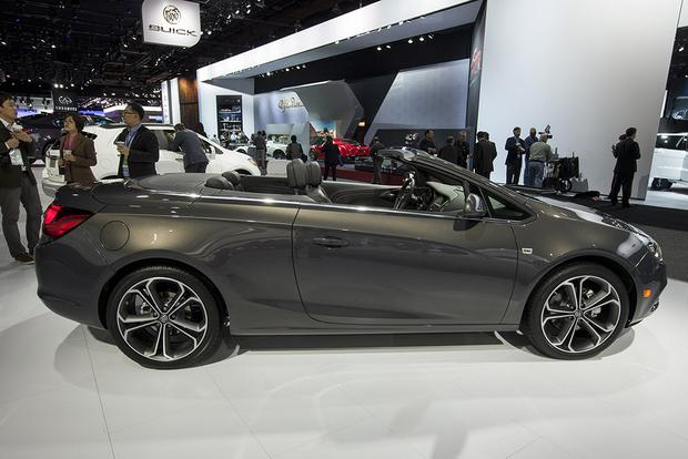 2016 Buick Cascada: Detroit Auto Show featured image large thumb1