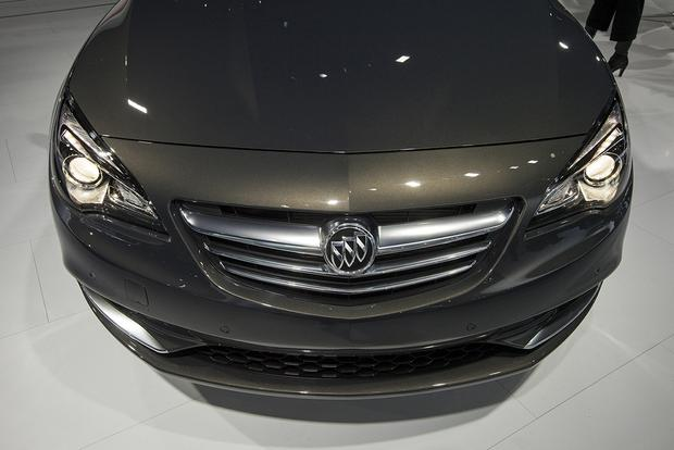 2016 Buick Cascada: Detroit Auto Show featured image large thumb2