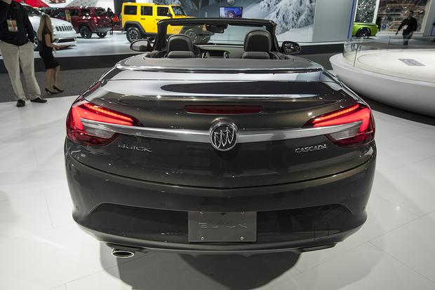 2016 Buick Cascada: Detroit Auto Show featured image large thumb3