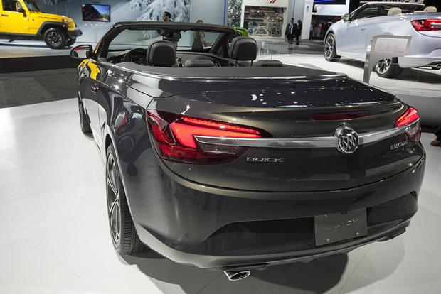2016 Buick Cascada: Detroit Auto Show featured image large thumb4