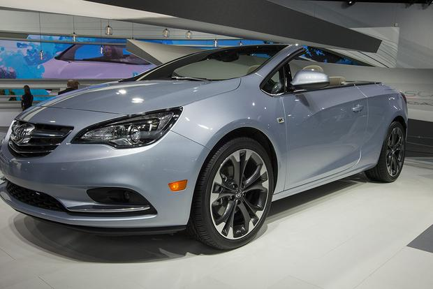 2016 Buick Cascada: Detroit Auto Show featured image large thumb7