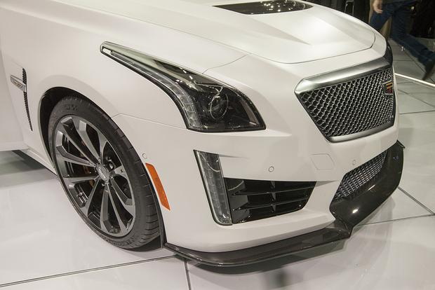 2016 Cadillac CTS-V: Detroit Auto Show featured image large thumb4