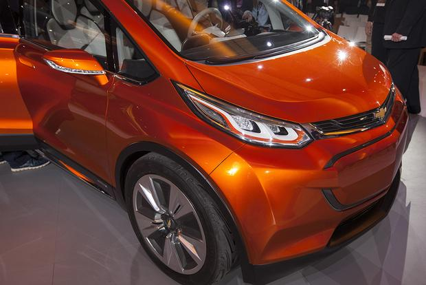 Chevrolet Bolt Concept: Detroit Auto Show featured image large thumb2