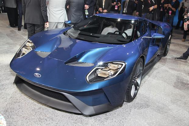 Ford GT: Detroit Auto Show featured image large thumb0