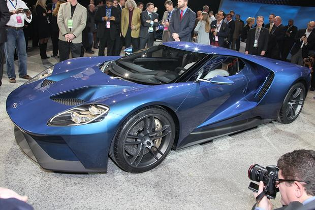 Ford GT: Detroit Auto Show featured image large thumb4
