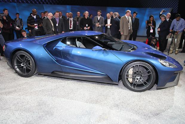 Ford GT: Detroit Auto Show featured image large thumb8