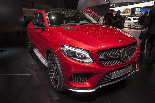 2016 Mercedes-Benz GLE 450 AMG Sport Coupe 4MATIC Among 3 New AMGs: Detroit Auto Show featured image large thumb0