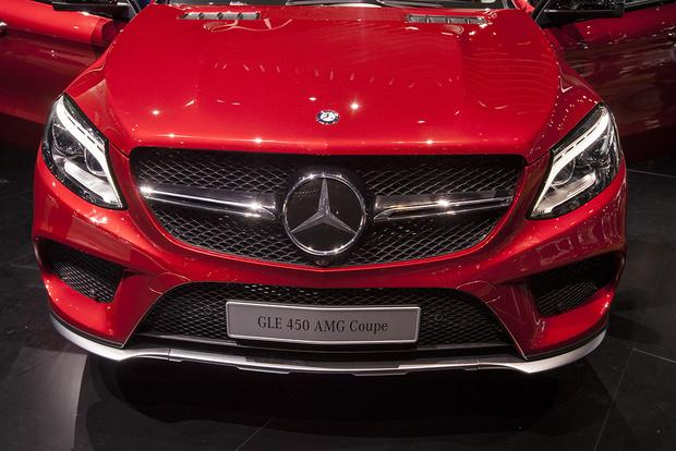 2016 Mercedes-Benz GLE 450 AMG Sport Coupe 4MATIC Among 3 New AMGs: Detroit Auto Show featured image large thumb2