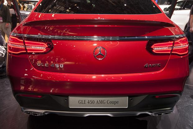 2016 Mercedes-Benz GLE 450 AMG Sport Coupe 4MATIC Among 3 New AMGs: Detroit Auto Show featured image large thumb3