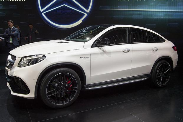 2016 Mercedes Benz Gle 450 Amg Sport Coupe 4matic Among 3 New Amgs Detroit