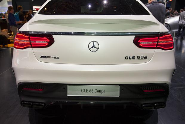 2016 Mercedes-Benz GLE 450 AMG Sport Coupe 4MATIC Among 3 New AMGs: Detroit Auto Show featured image large thumb8