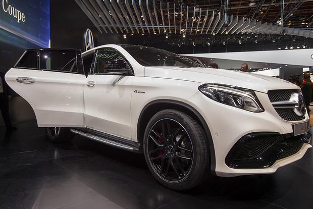 2016 Mercedes-Benz GLE 450 AMG Sport Coupe 4MATIC Among 3 New AMGs: Detroit Auto Show featured image large thumb10