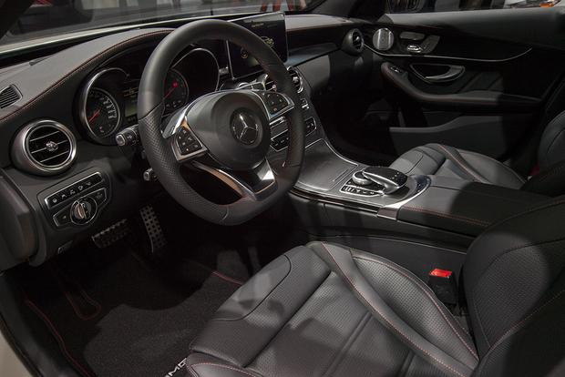 2016 Mercedes-Benz GLE 450 AMG Sport Coupe 4MATIC Among 3 New AMGs: Detroit Auto Show featured image large thumb13