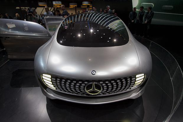 Mercedes-Benz F 015 Luxury in Motion Concept: Detroit Auto Show featured image large thumb4