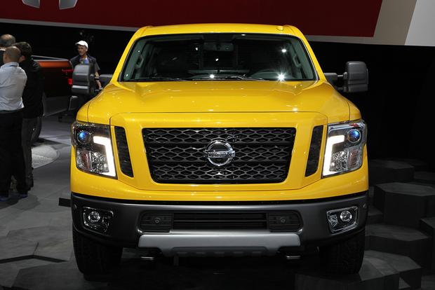 2016 Nissan Titan XD: Detroit Auto Show featured image large thumb1