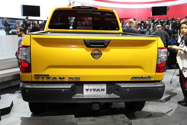 2016 Nissan Titan XD: Detroit Auto Show featured image large thumb3