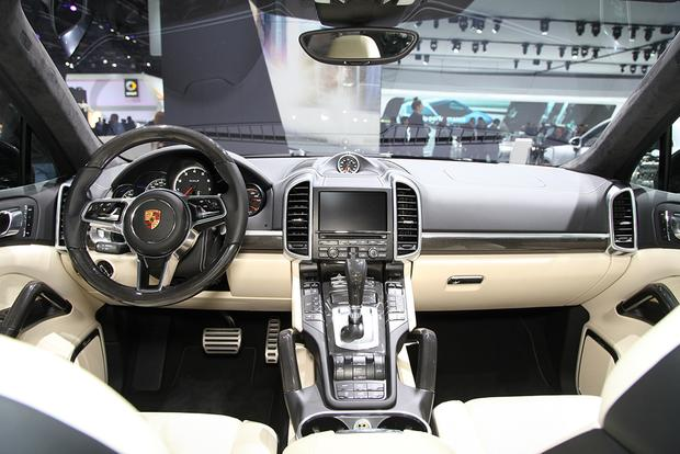 2016 Porsche Cayenne Turbo S: Detroit Auto Show featured image large thumb5
