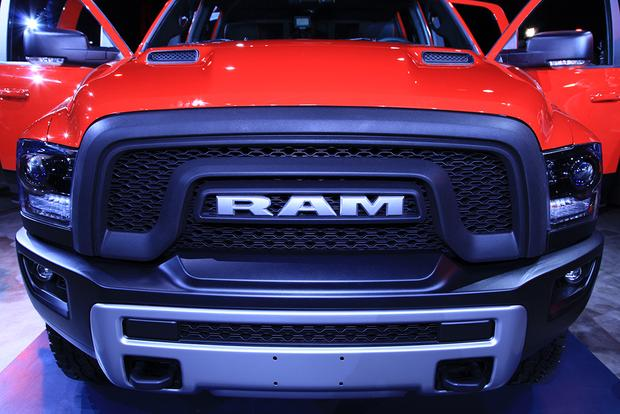 2015 Ram 1500 Rebel: Detroit Auto Show featured image large thumb0