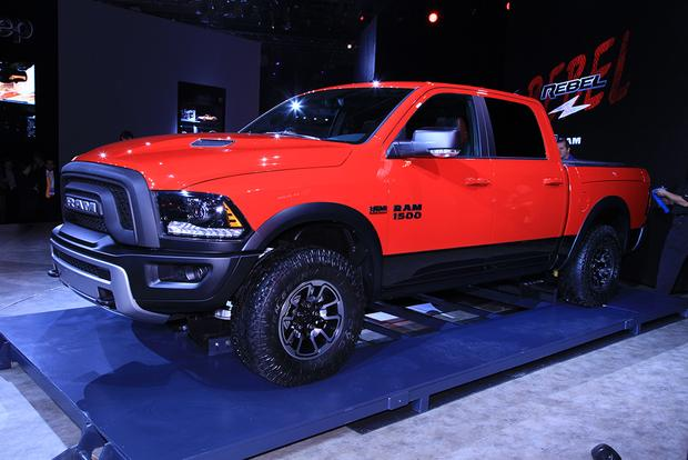 2015 Ram 1500 Rebel: Detroit Auto Show featured image large thumb1