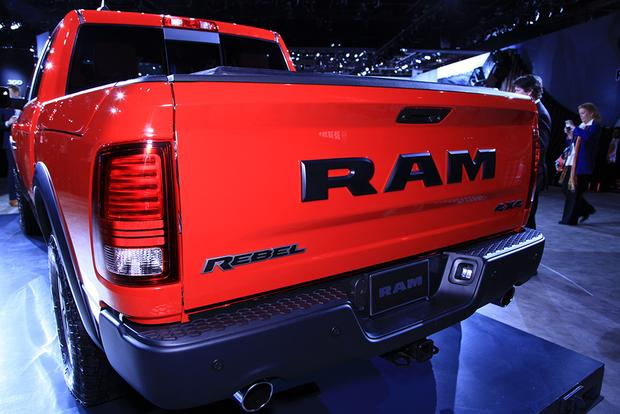 2015 Ram 1500 Rebel: Detroit Auto Show featured image large thumb2