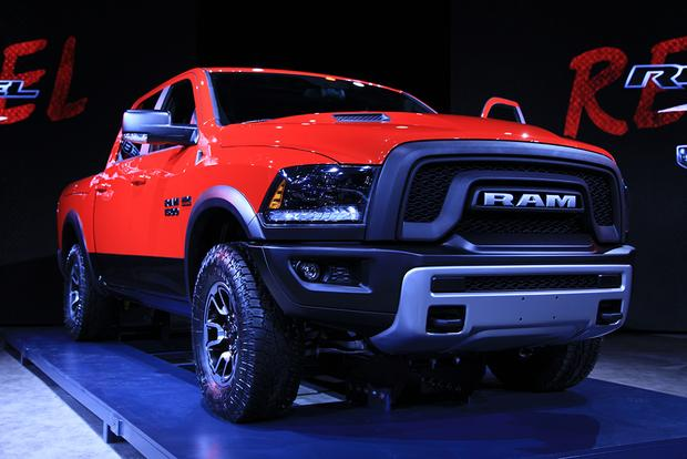 2015 Ram 1500 Rebel: Detroit Auto Show featured image large thumb4