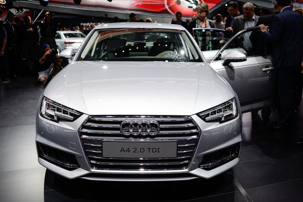 2017 Audi A4 and S4: Frankfurt Auto Show featured image large thumb0