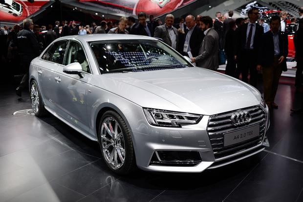 2017 Audi A4 and S4: Frankfurt Auto Show featured image large thumb3