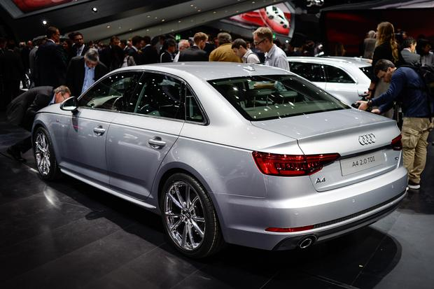 2017 Audi A4 and S4: Frankfurt Auto Show featured image large thumb4
