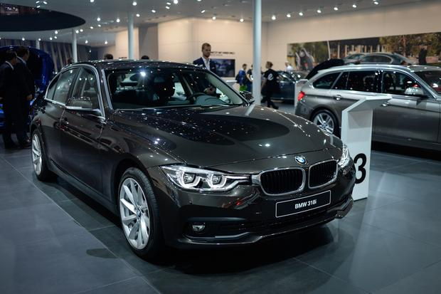 BMW 3 Series: Frankfurt Auto Show featured image large thumb0