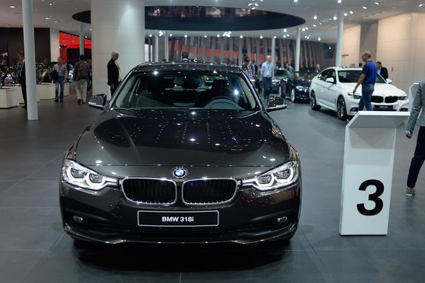 BMW 3 Series: Frankfurt Auto Show featured image large thumb1