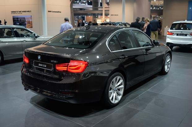 BMW 3 Series: Frankfurt Auto Show featured image large thumb3