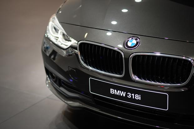 BMW 3 Series: Frankfurt Auto Show featured image large thumb5