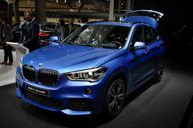 2016 BMW X1: Frankfurt Auto Show featured image large thumb0