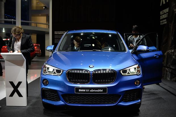 2016 BMW X1: Frankfurt Auto Show featured image large thumb2