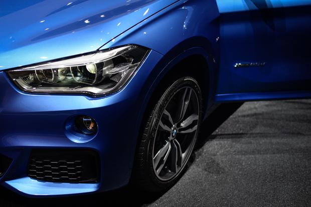 2016 BMW X1: Frankfurt Auto Show featured image large thumb4