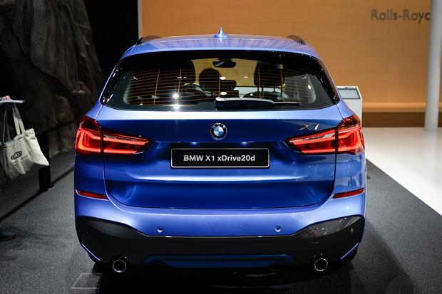 2016 BMW X1: Frankfurt Auto Show featured image large thumb8