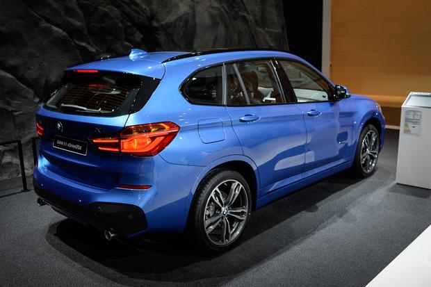 2016 BMW X1: Frankfurt Auto Show featured image large thumb10