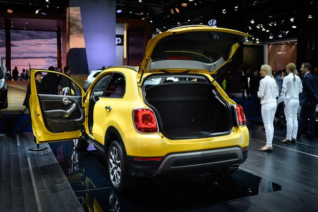 FIAT 500: Frankfurt Auto Show featured image large thumb9