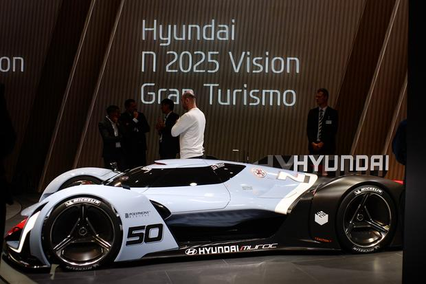 Hyundai N 2025 Vision Gran Turismo Concept: Frankfurt Auto Show featured image large thumb1