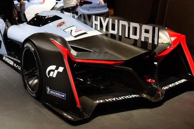 Hyundai N 2025 Vision Gran Turismo Concept: Frankfurt Auto Show featured image large thumb5