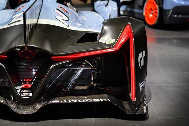 Hyundai N 2025 Vision Gran Turismo Concept: Frankfurt Auto Show featured image large thumb6