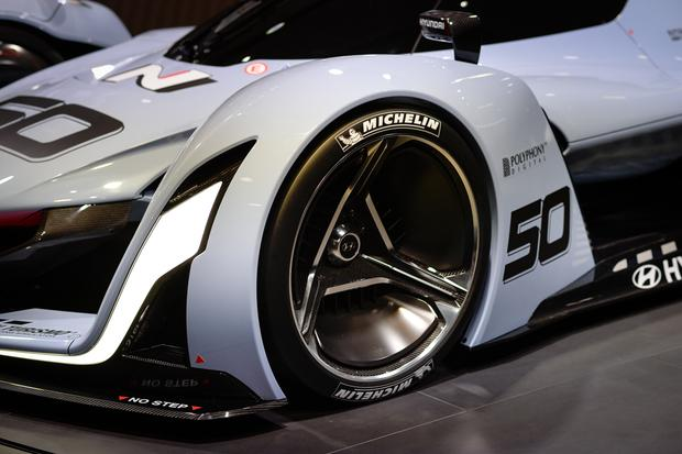 Hyundai N 2025 Vision Gran Turismo Concept: Frankfurt Auto Show featured image large thumb8