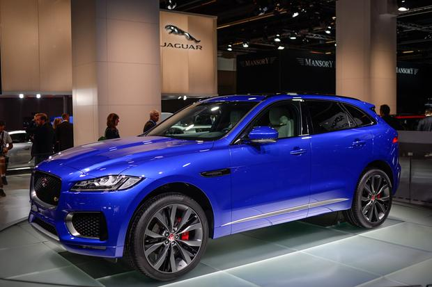 2017 Jaguar F Pace Frankfurt Auto Show Featured Image Large Thumb0