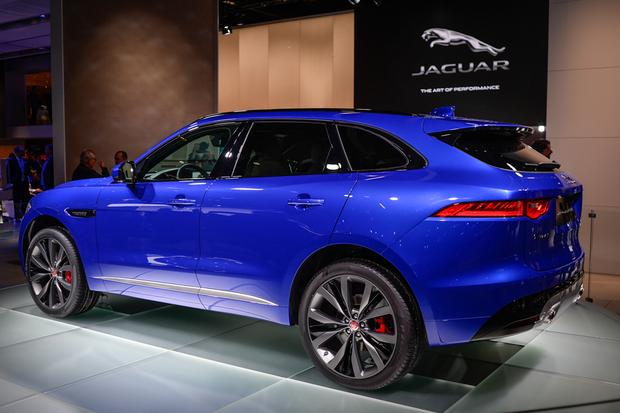 2017 Jaguar F-Pace: Frankfurt Auto Show featured image large thumb1